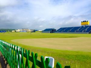 It's really hard to put the beauty of the Old Course into words.